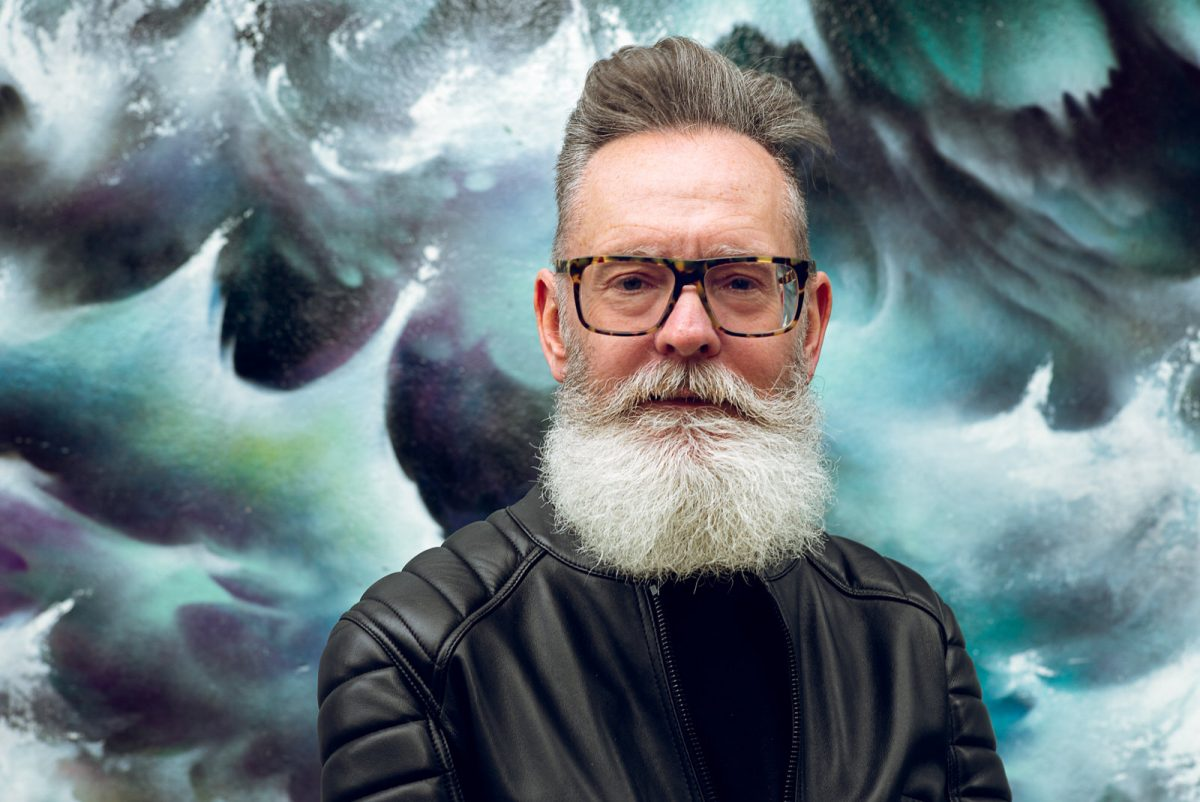 London in 5 great beards