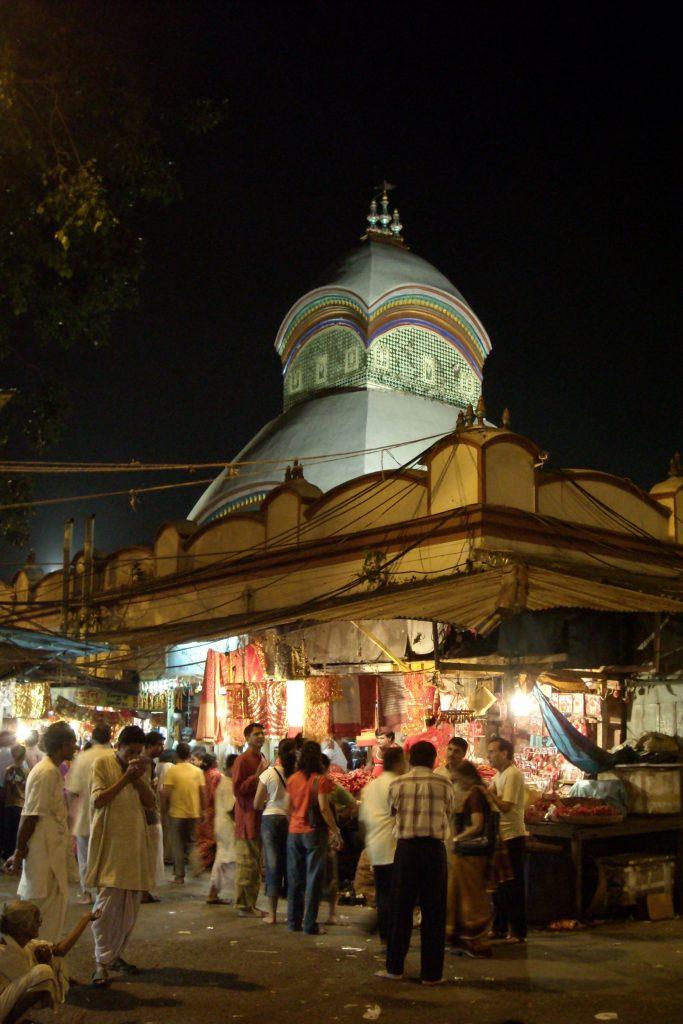 Kolkata's Kalighat Kali Temple.