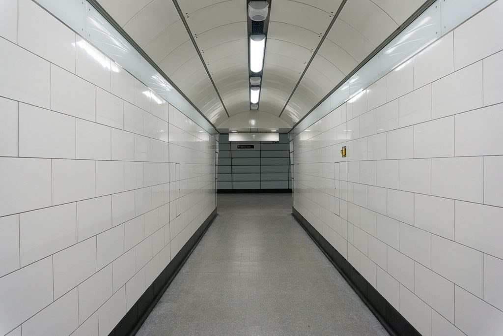 Tottenham Court Road Tube station