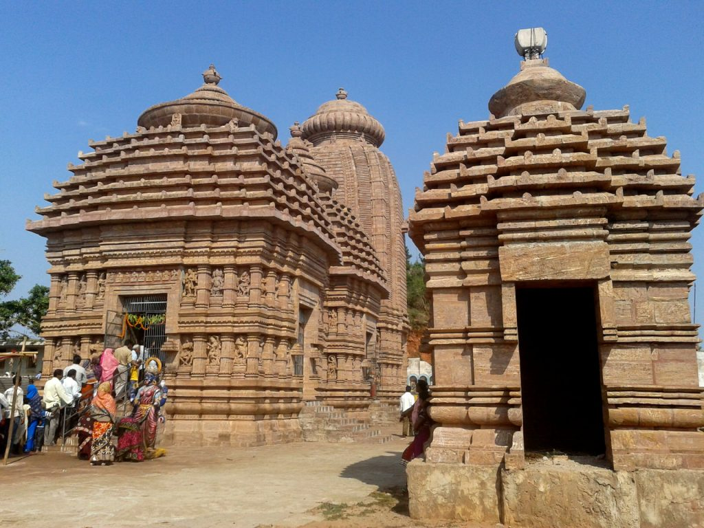 Taratarini temple, an ancient shakti peeth temple near, Brahmapur